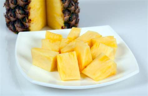 quatre recettes basses calories avec de l ananas am 233 liore ta sant 233
