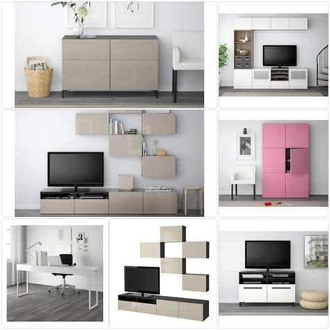 Besta Tv Wand by Ikea Besta System Stijlvolle Meubelcollectie Voor Meer