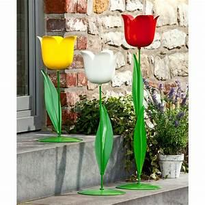 Pro Idee Garten : xl tulpe 3 jahre garantie pro idee ~ Watch28wear.com Haus und Dekorationen