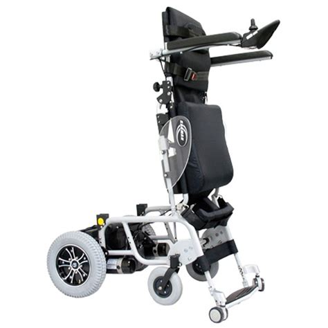 karman healthcare power stand up wheelchair karman