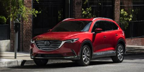 Release Date Of The 2017 Mazda Cx-9 Is Here