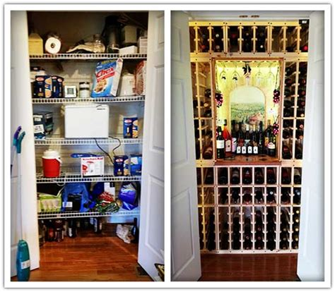 pantry turned quot wine pantry quot thanks to vintner