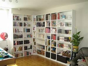 Ikea Bibliothèque Blanche : suite des achats ikea bienvenue chez nous ~ Teatrodelosmanantiales.com Idées de Décoration