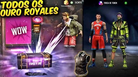 Make quizzes, send them viral. Todos as skins do Ouro Royale do Free Fire: lista completa ...