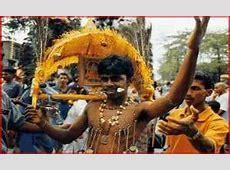 Thai Pusam Festival 2019, Tamil Nadu Festival Rituals