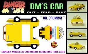Dm Auto : danger mouse dm 39 s car by mikedaws on deviantart ~ Gottalentnigeria.com Avis de Voitures