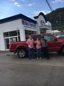 Mike Ferrell Ford by Mike Ferrell Ford Lincoln In Williamson Including Address