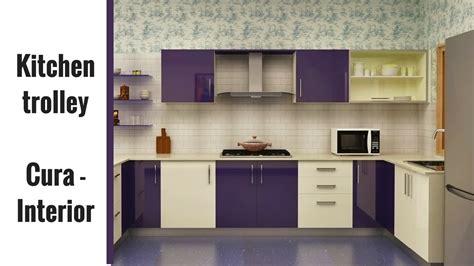 kitchen trolly design kitchen trolleys 3396