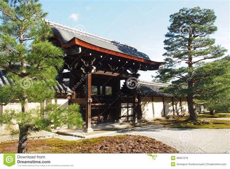 Japanischer Garten Eingangstor by Japanisches Eingangstor Stockfoto Bild 46951278