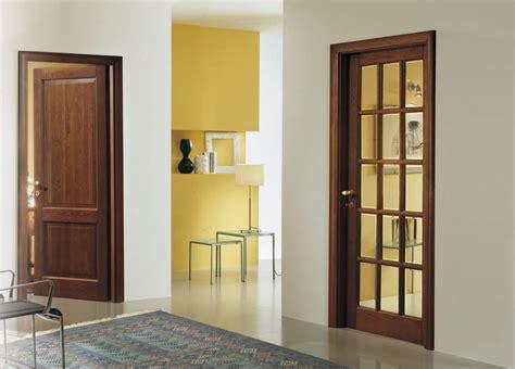 porte intérieur vitrée cuisine porte d int 195 169 rieur classique bois massif