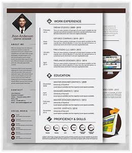 20 best resume template in 2015 graphicstoll With free creative resume builder