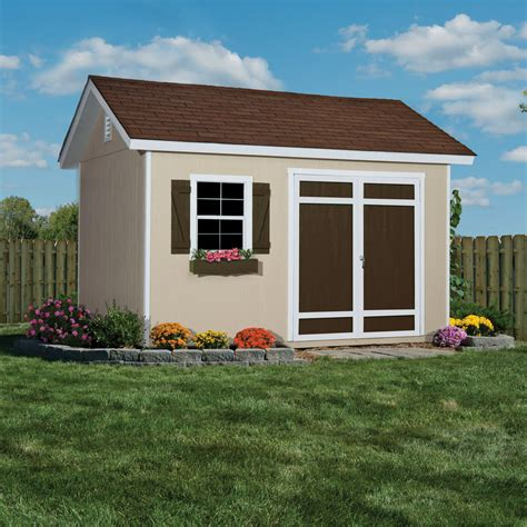 Yard Barns And More by 12x10 Shed For Gardens Tool Storage More Glendale
