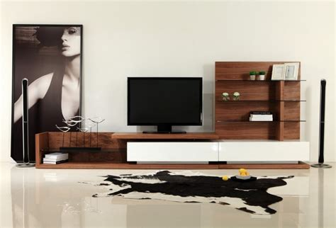 white plasma tv stands large walnut and white plasma television wall unit detroit