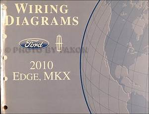 201ford Edge Lincoln Mkx Wiring Diagram Manual Original