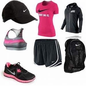 17 Best images about WORKOUT CLOTHES OR SHOES on Pinterest   It is Nike workout clothes and ...