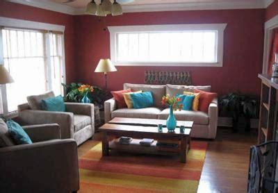 spicy dark red wall color   mediterranean room color scheme
