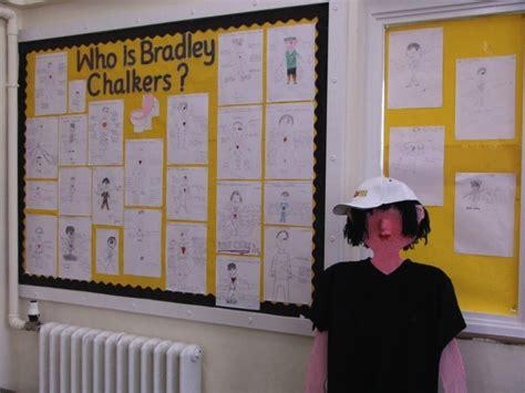 bradley chalkers display teaching ideas