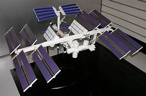 Space Station Model - Museum Quality