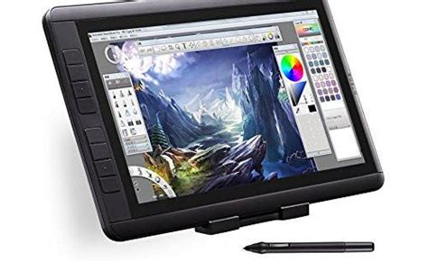 huion gt  graphics drawing tablet monitor  express
