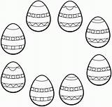 Egg Coloring Easter Printable Osterei Boys Numbers Ausmalbilder Ausmalbild Eggs Dot Colors Azcoloring Coloringhome President sketch template