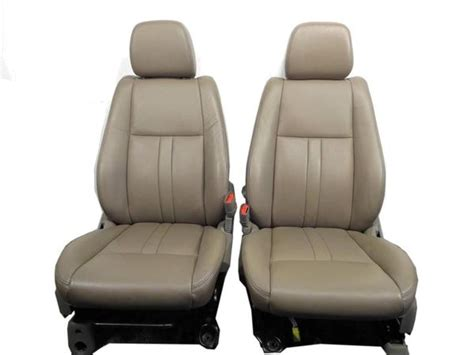 Replacement Jeep Grand Cherokee Oem Leather Seats 2005