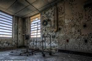 Tennessee State Prison Abandoned