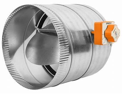 Damper Pressure Adjustable Zonefirst Spad Zone Open