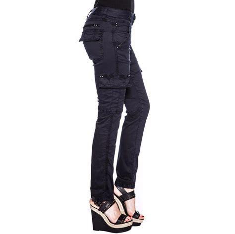 pantalon cargo freeman  porter femme modele lucyle storm