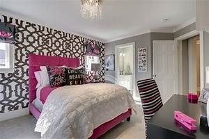 teenage girl bedroom wall designs With teenage girl bedroom wall designs