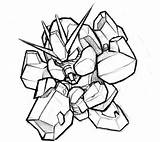 Gundam Sd Coloring Drawing Draw Seravee Deviantart Snake Viper Line Force Cliparts Library Clipart Don Again Bar Looking Case Getdrawings sketch template