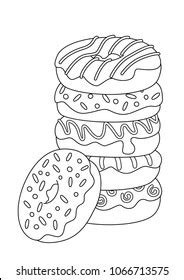 donut color images stock  vectors shutterstock