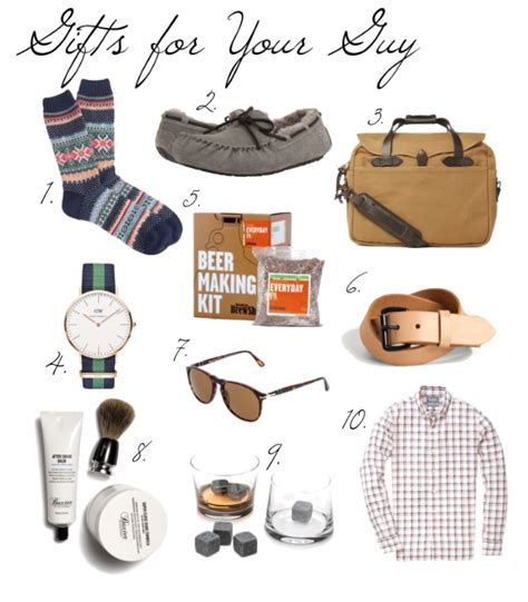holiday gift guide gifts for your guy lone star looking