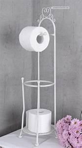 Wc Rollenhalter Antik : toilettenpapierhalter landhausstil wc rollenhalter weiss klopapierhalter ~ Sanjose-hotels-ca.com Haus und Dekorationen