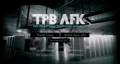Tpbafk, Disponible Al Download Il Documentario Su The