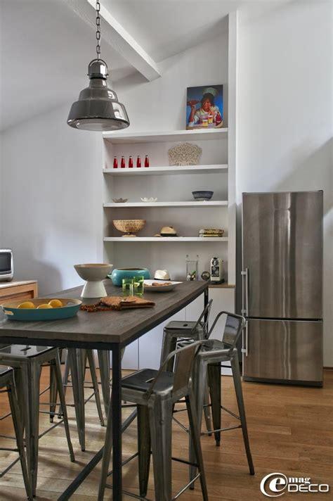 table de cuisine 17 best ideas about table haute bois on table