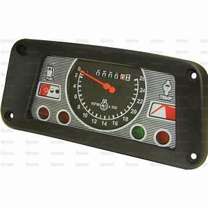 Ford Tractor Instrument Gauge Cluster 2600 3600 3900 4100