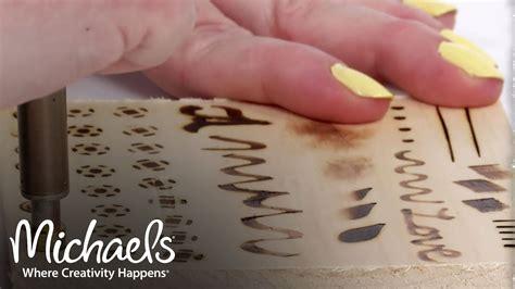 woodburning tools extras crafts hobbies michaels