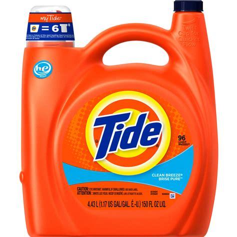 tide laundry detergents walmartcom