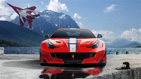 F12 Ferrari F12tdf Speciale Wallpaper