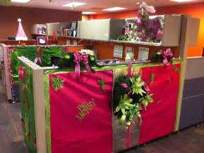 christmas office cubicle decorating ideas office cubicle