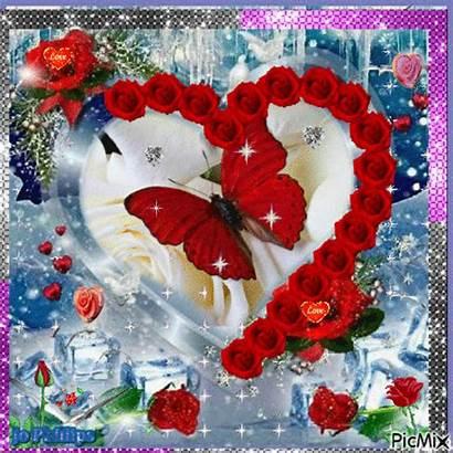 Picmix Roses Hearts Bonitas Muy Gifs Cosas
