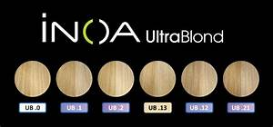 Inoa Ultrablond Shades Hair Color Formulas