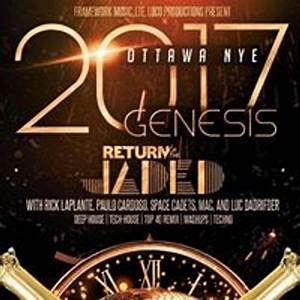 Ottawa New Years Eve Party 2021, Kinki Lounge Kitchen, Ottawa, 31 December to 1 January