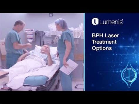 bph laser treatment options youtube