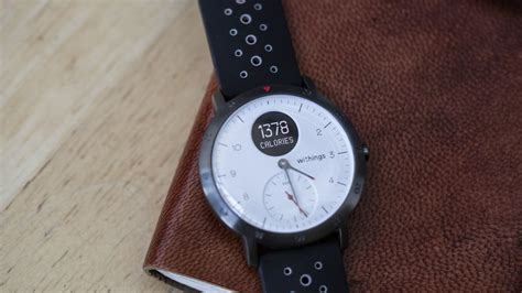 withings steel hr sport the brand is back with fitness innovation androidpit