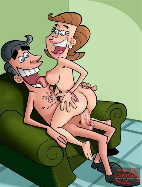 Timmy Turner Mom Porn