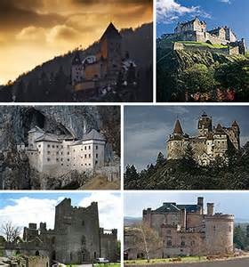 Haunted Castles of the World
