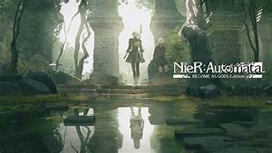 Nier Automata Become As Gods Edition UHD 8K Wallpaper Pixelz