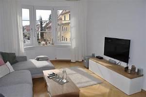 Wohnzimmer In Mnchner Altbauwohnung In Schwabing Mit