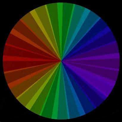 Colors Rainbow Colorful Spectrum Gifs Animated Pinwheel